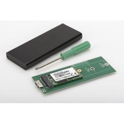 BOX ESTERNO PER SSD M2 USB 3.0