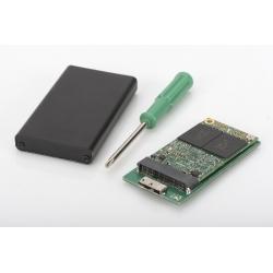 BOX ESTERNO PER SSD mSATA - USB 3.0