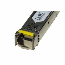 MODULO MINIGBIC (SFP) MULTIMODE LC SIMPLEX 1550nm 1,25 GBPS 3 KM CON DDM