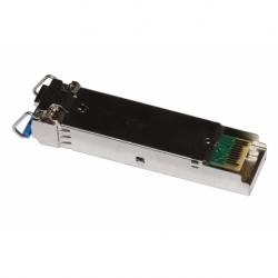MODULO MINIGBIC (SFP) SINGLEMODE LC DUPLEX 1000Base-SX, 1310nm 2,488 Gbps 2 Km
