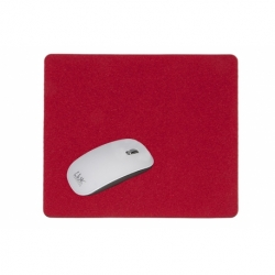 TAPPETINO PER MOUSE ROSSO CM 25x22