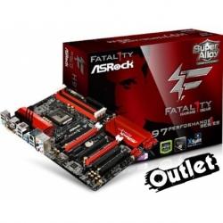 FATAL1TY H170 PERFORMANCE ATX DDR4 SATA3 USB3.0 SKT 1151 DVI HDMI