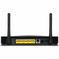 ROUTER ADSL2/2+ DRAFT-N WLS 300MBIT LAN 4 PORTE
