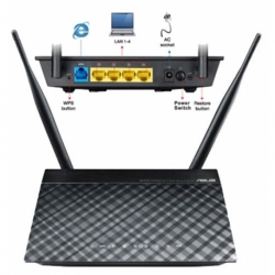 ROUTER WIRELESS ADSL2/2+ 300MBPS