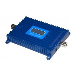 RIPETITORE GSM BANDA SINGOLA 2100 MHZ CON 2 ANTENNE E 2 CAVI