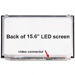 SCHERMO LED 15.6 WXGA HD 1366X768 SLIM GLOSSY 40P DX