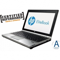 ELITEBOOK 2170P 11.6 I5-3427 4GB 160GB W7P KEY@US RETROILLUMINATA REFURBISHED GAR@6M GR A