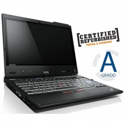 X220 12.5 I5-2540 4GB 320GB W7PRO VGA/DISPLAYPORT USB3.0 REFURBISHED GAR@6M GRADO A