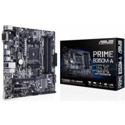 PRIME B350M-A U-ATX DDR4 SATA3 USB3.0 AM4 VGA DVI HDMI