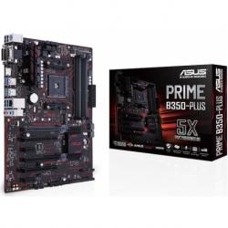 PRIME B350-PLUS ATX DDR4 SATA3 USB3.0 AM4 DVI HDMI