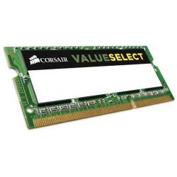 DDR3 SODIMM 4GB 1600MHZ CL9 VALUESELECT SINGLE MODULE