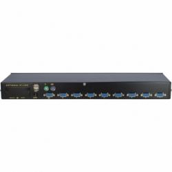 DATA SWITCH PER 8 PC (PS2 o USB/VGA) CON 1 MOUSE 1 TASTIERA PS2 O USB, 1 MONITOR VGA
