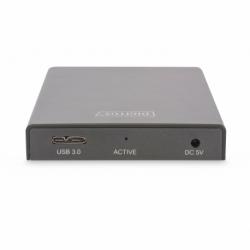 """BOX ESTERNO PER SSD/HDD 2,5"""", SATA 3 - USB 3.0"""