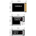 schede express card