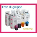 REFILL CARTUCCE INK JET